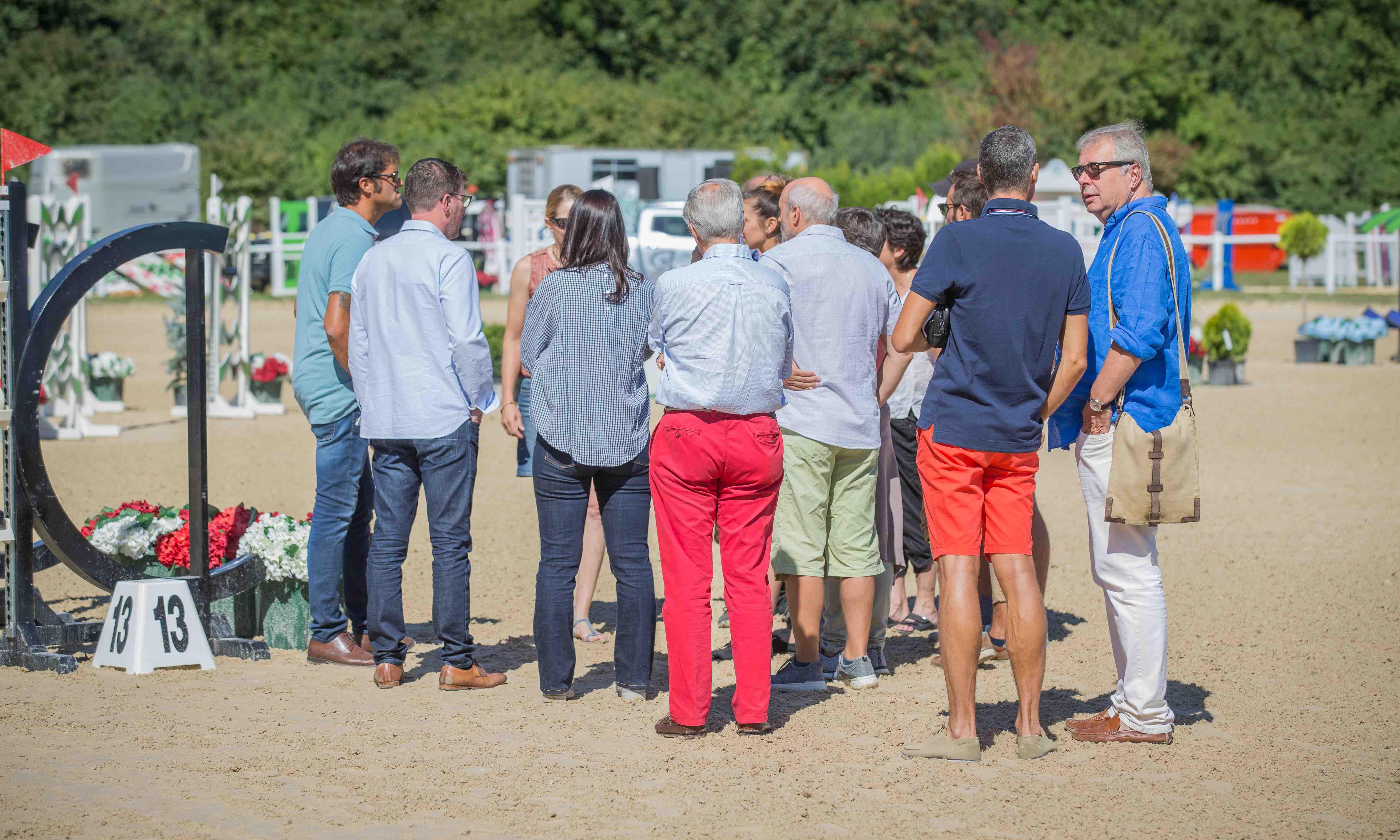 Manège du Chalet-à-Gobet Jumping 2018